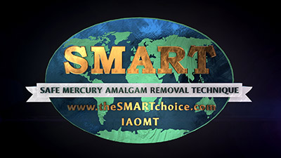 Dr. Mona is SMART certified by the IAOMT.